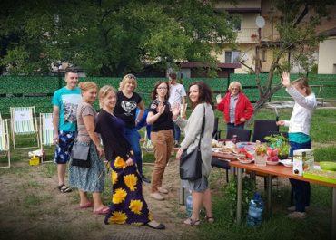 Lemoniada z NGO w MBP w Skawinie!
