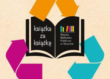 """""""Książka za książkę"""" - comiesięczna wymiana"""