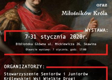 JAN III SOBIESKI - WYSTAWA