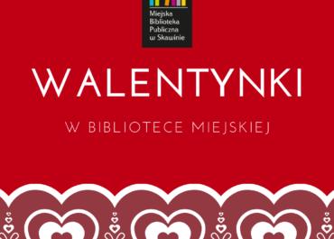 Walentynki w bibliotece miejskiej