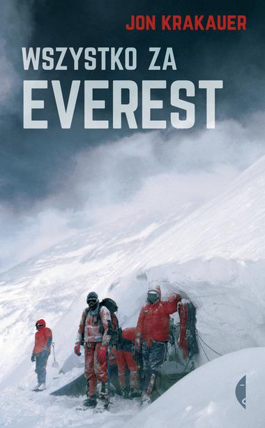 Wszystko z Everest / Jon Krakauer