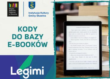 E-booki Legimi - MAJ
