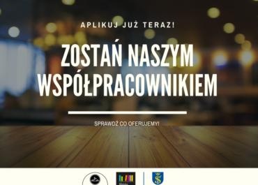 Ogłoszenie o pracę - KASJER-SPRZEDAWCA