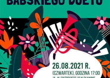 Babski Duet i #muzykanaszpilkach