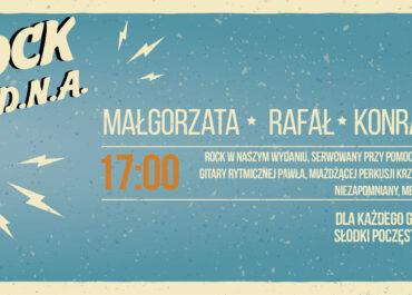 CZAS na ROCK | Live-Book Music v4
